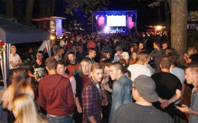 Fuchsgrabenfest 2016 mit WM-SOUNDS