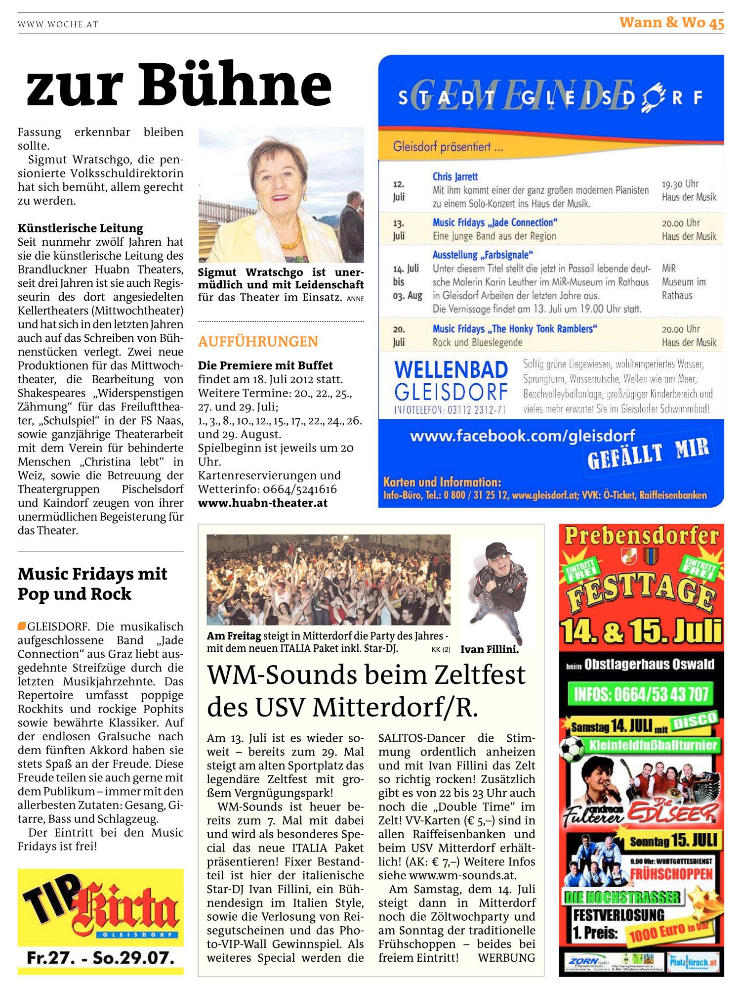 Gemeinde Mitterdorf-Raab - GEMEINDE NEWS