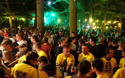 WM-SOUNDS beim WALDFEST in Krottendorf
