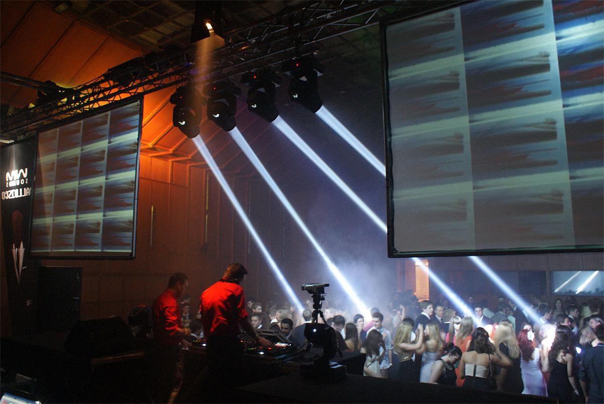 Lichtshow | Grazer Congress