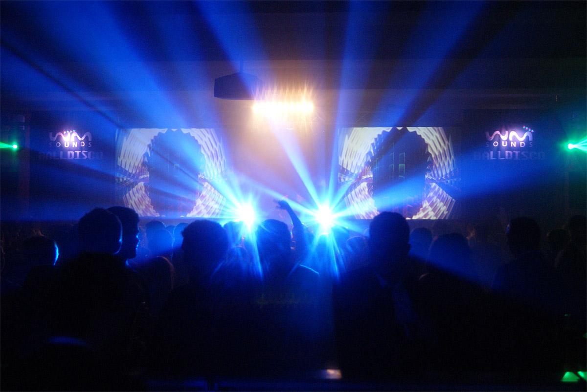 Videoshow | BALLDISCO mit Videoshow