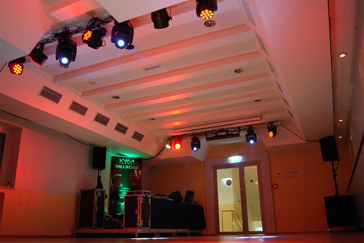 Aufbau | Kammersaal Graz