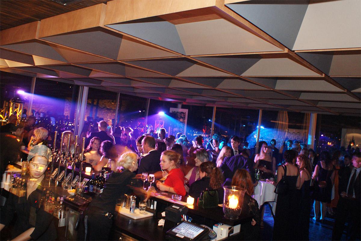 Lichtshow | BALLDISCO Skybar