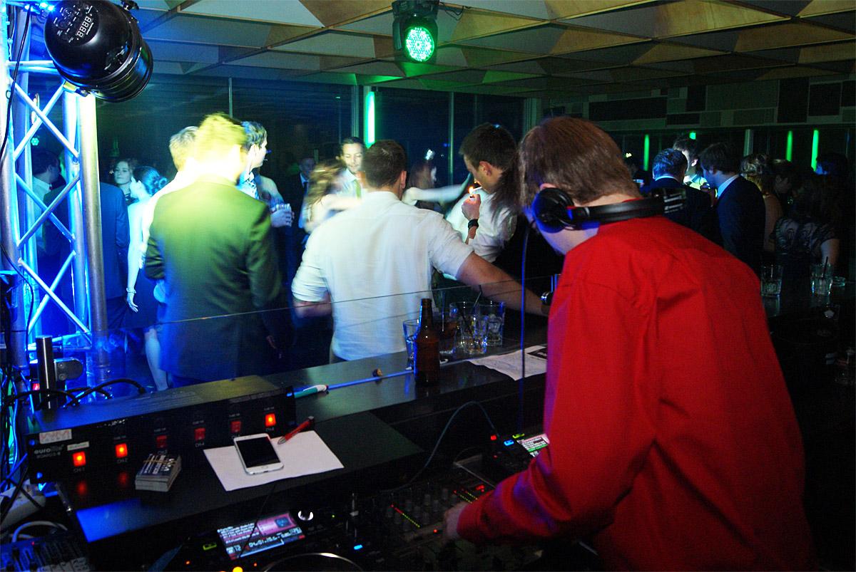 DJ | BALLDISCO Skybar