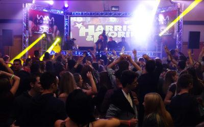 "HARRIS & FORD beim ""Jugend Aktiv"" Clubbing"