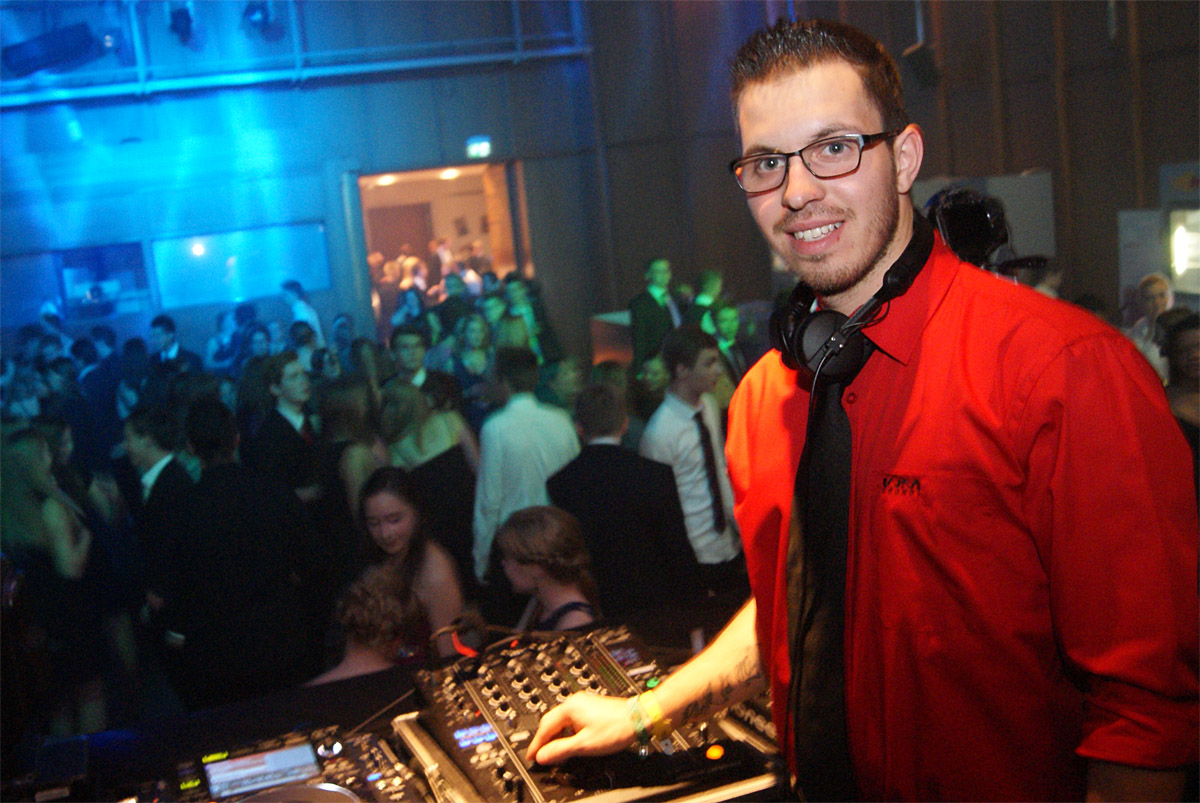 DJ Dave Vader