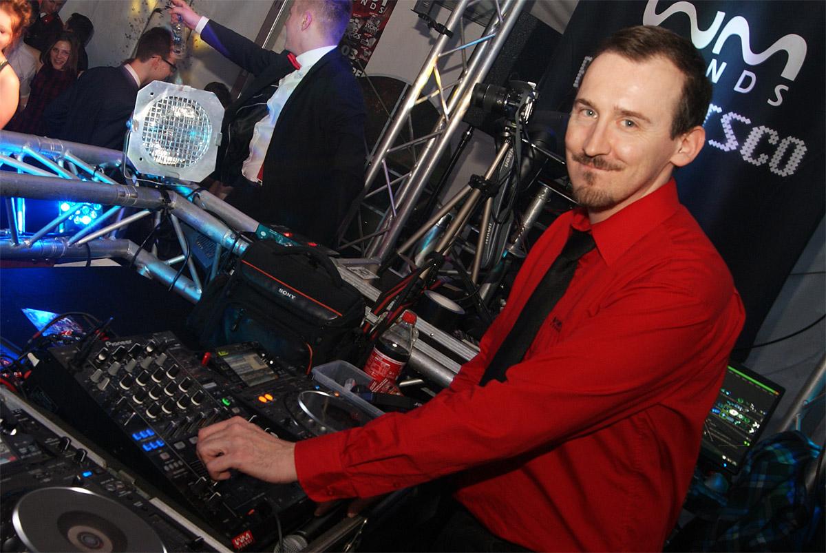 DJ Markus Weiss