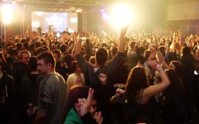 Osterhasenparty 2.0 in der Messe Oberwart
