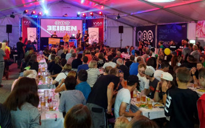 3EIBEN Bike-Party in Eibiswald